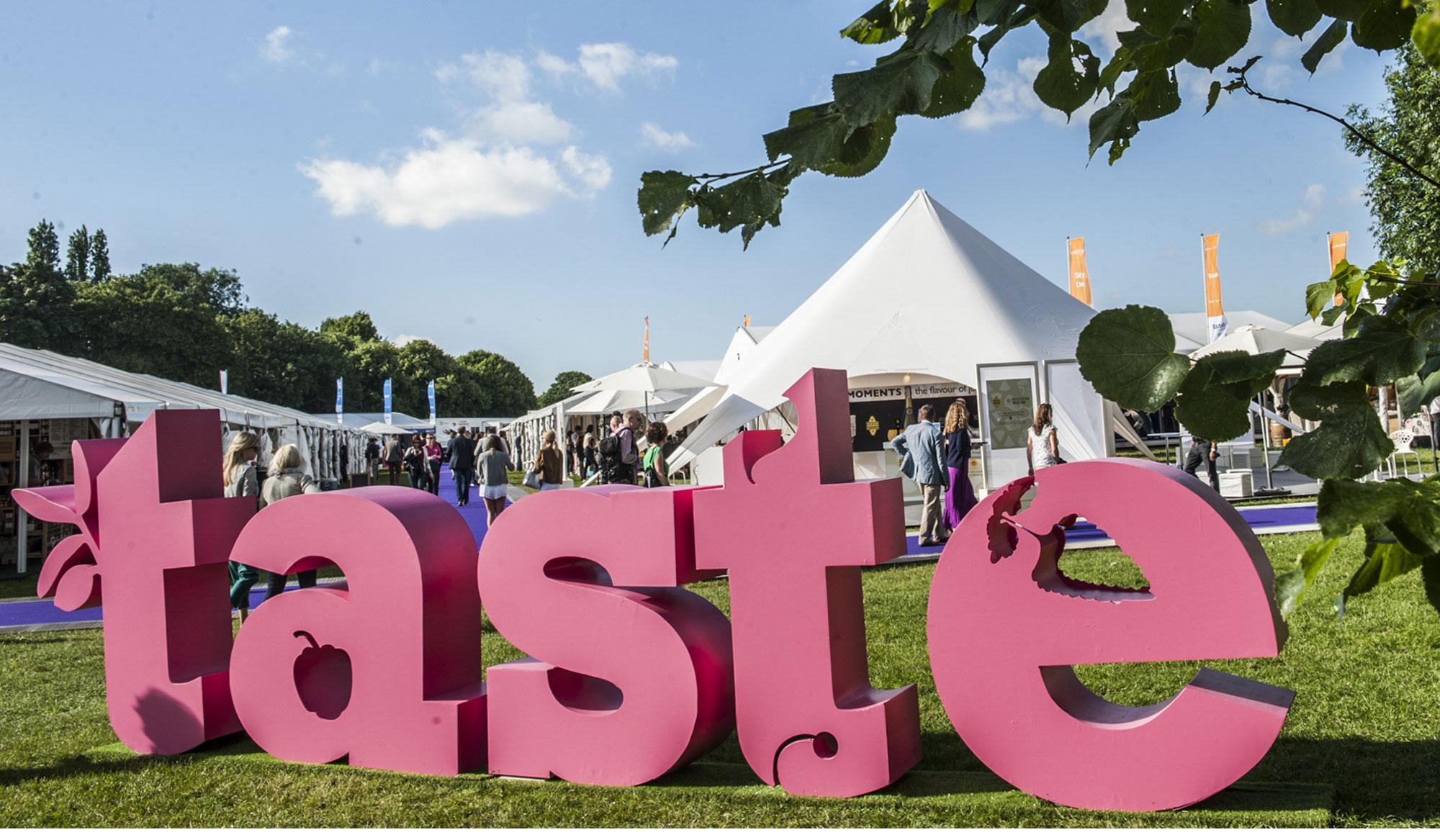 Taste of London is the definitive showcase of the capital'sbest restaurants, top chefs and leading food and drink brands.