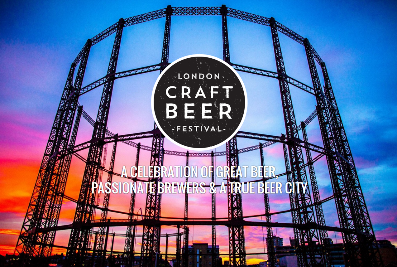 WBC visit the London Craft Beer Festival