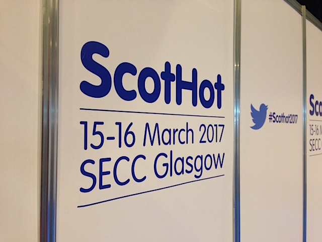 ScotHot is Scotland's biggest food, drink, hospitality and tourism trade show.