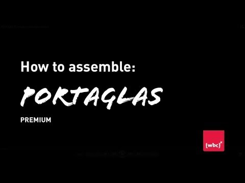 Introducing Portaglas!
