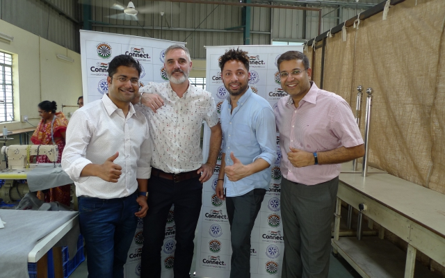 Round Table India supporting the Cocobagh Project