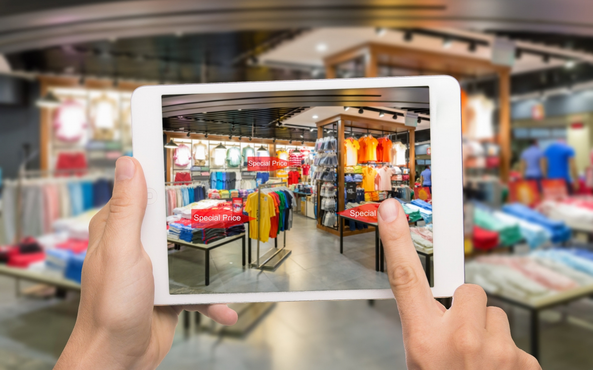 What is the future of retail? Credit: Shutterstock