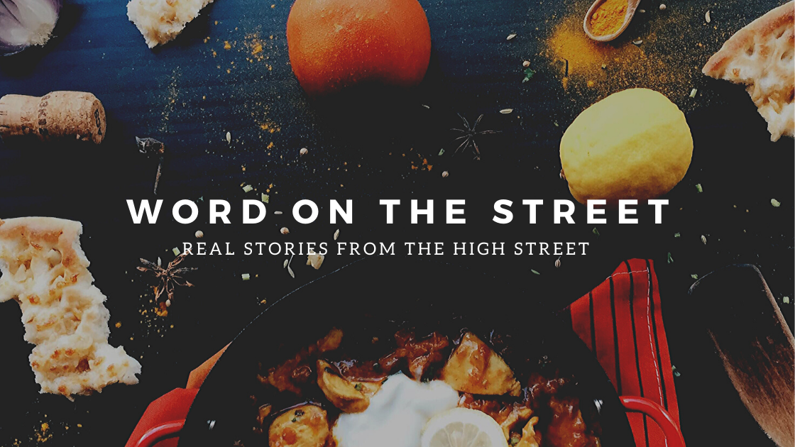 Stories from the high street during covid 19